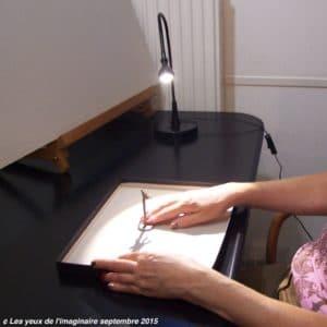Toucher de l'ombre : mesurer l'ombre en la touchant